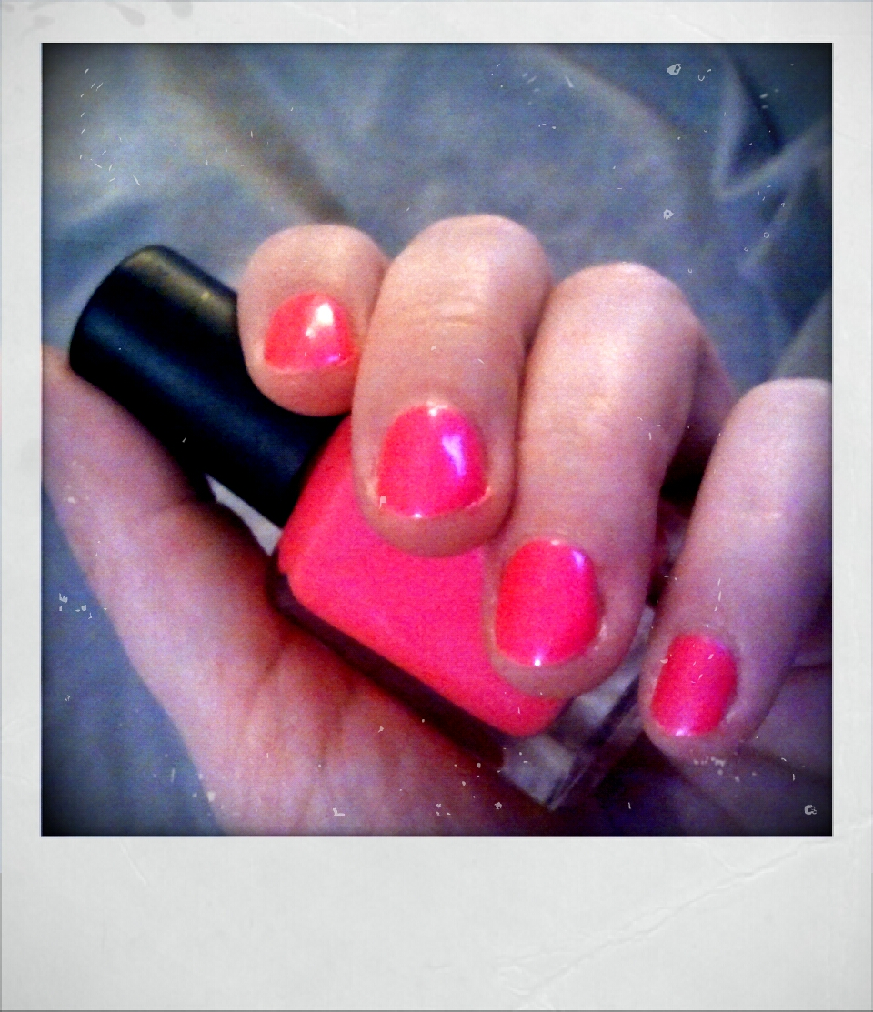 Barry M. Neon Pink