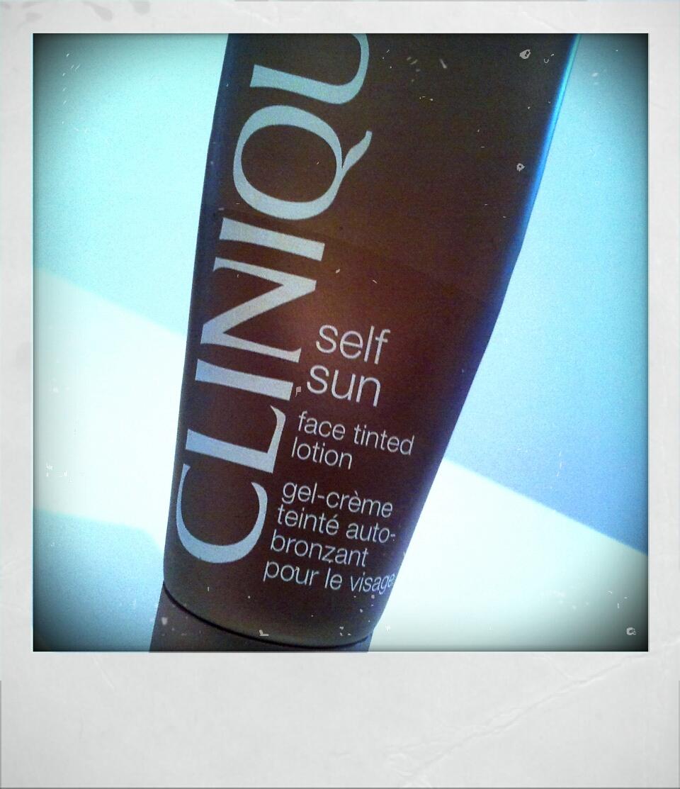 Clinique Self Sun Lotion