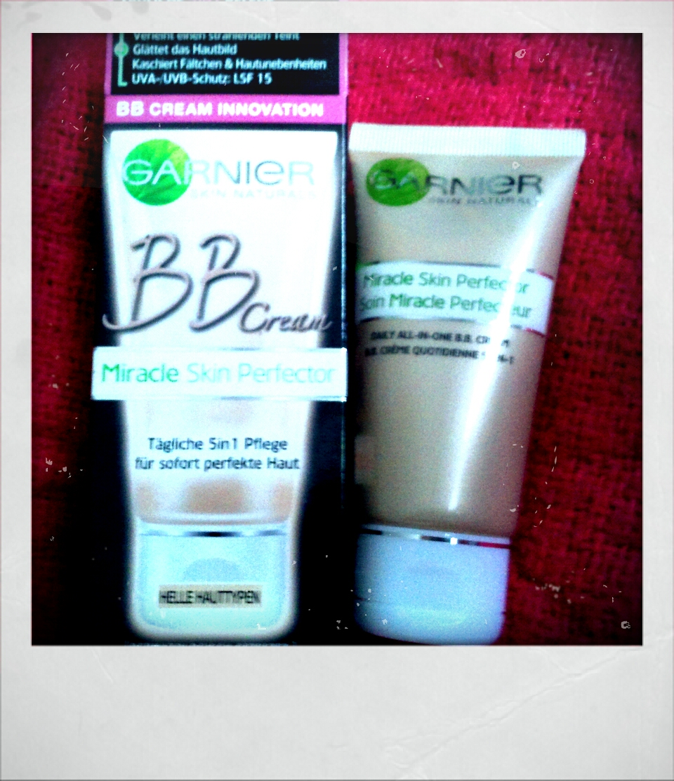 BB Cream von Garnier