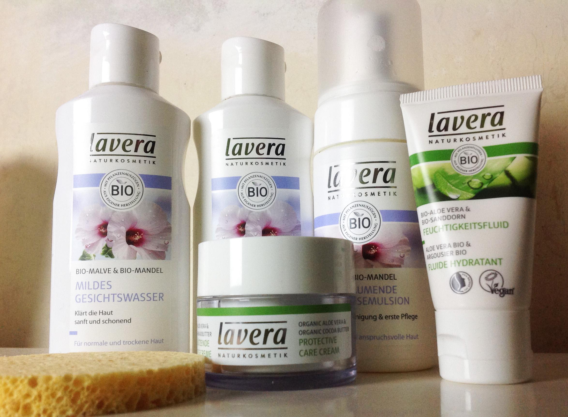 Lavera Gesichtspflege