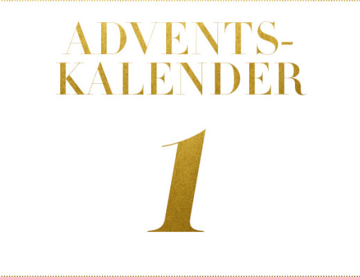 Adventskalender - Tag 1