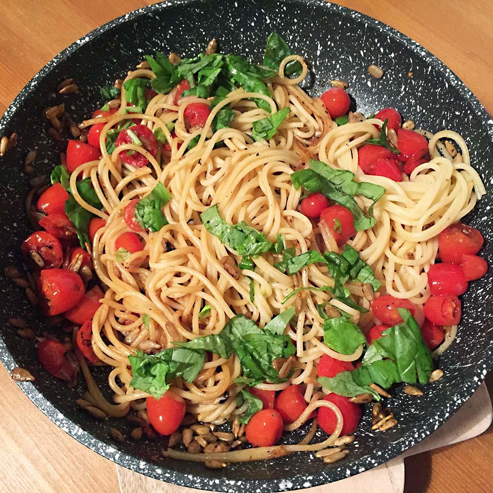 pasta vegan vegetarisch