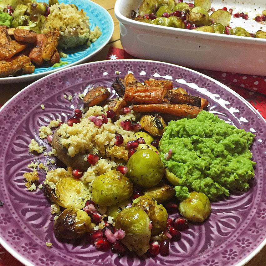 veganes dinner vegetarisch deliciously ella