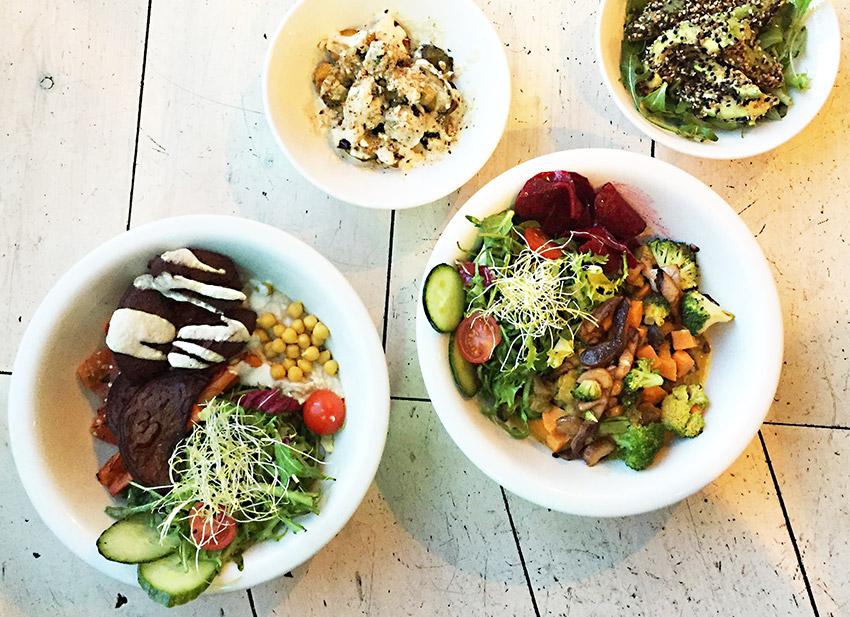 the bowl berlin vegan