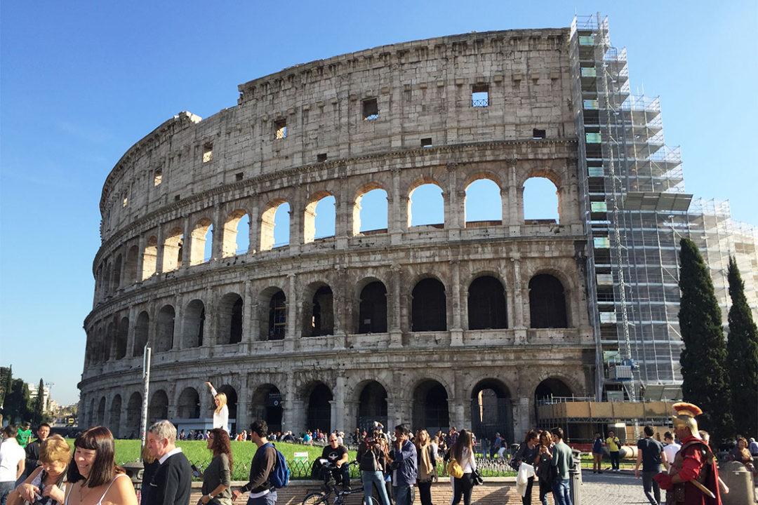 fe66b72536 Genau vor einem Jahr war ich auf einem Städtetrip mit meiner Mum in Rom. Da  ich gerade in Erinnerungen an die tolle Stadt schwelge, und euch noch gar  nicht ...