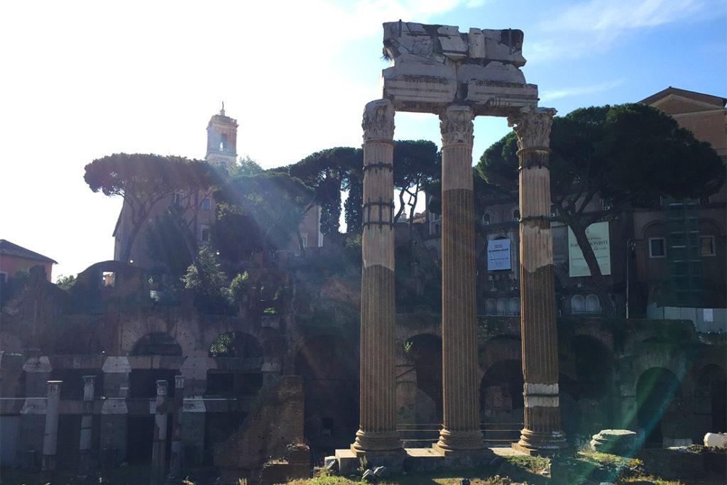 Rom forum-romanum
