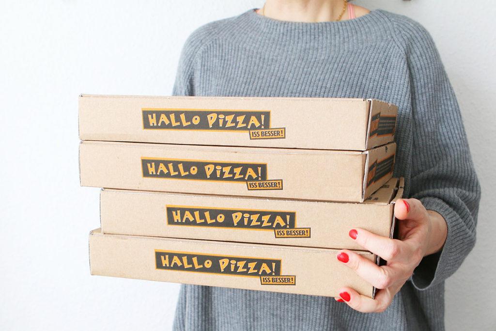 Foodedition Hallo Pizza