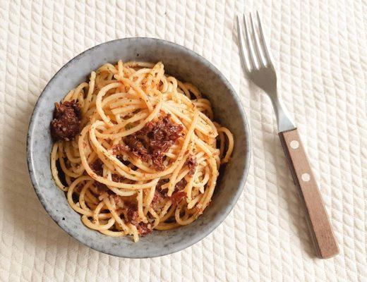 pasta schnell Rezept